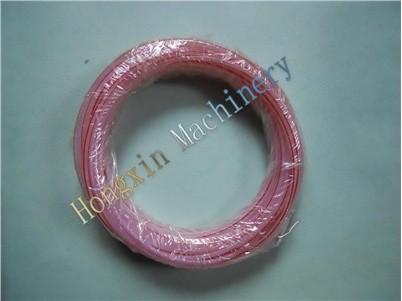Domino 98206 ptfe tubo rojo stripe680+10 615-10 mm mm mm 100