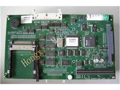 domino principal de pcb de control de ensamble para 37711 cij de codificación de inyección de tinta de la impresora