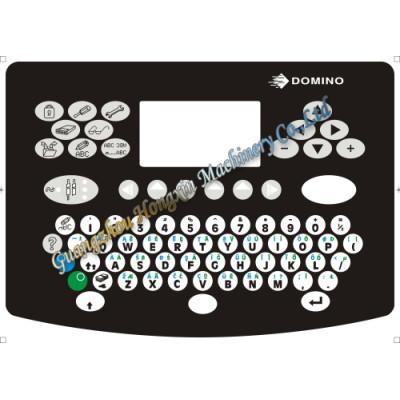 domino 37726 para teclado de inyección de tinta cij de codificación de la impresora