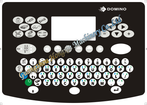 37726 Menbrane for Domino E50