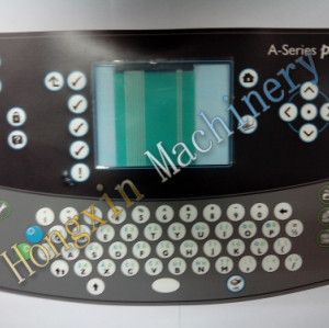 CG-3-0160400SP Domino inkjet keyboard A+