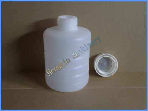 Linx cij ink solvent PE bottle 0.5L