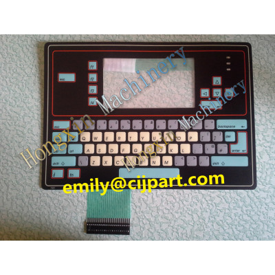 100-043S-101 Willett 430 keyboards