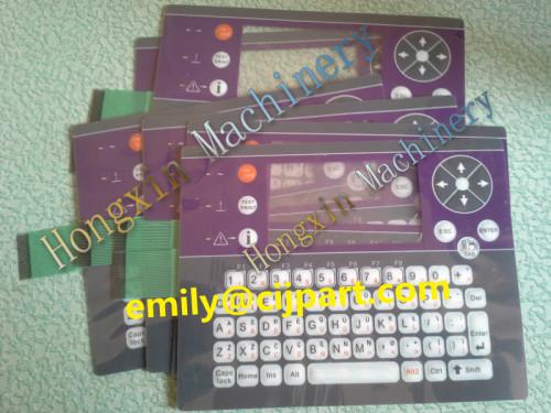 ENM28240 Imaje 9030 inkjet keyboards