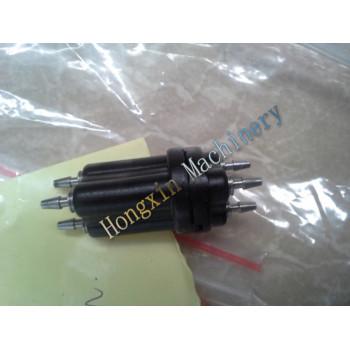 FA20110 3 way connector black