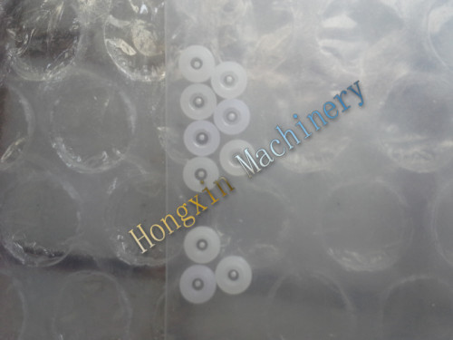 Plastic ring with sapphire for linx inkjet print nozzle 62um