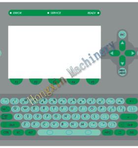 rottweil alphajet keyboard