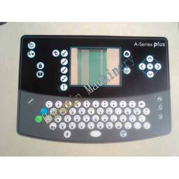1-0160400SP  Domino Keyboard A200+,A300