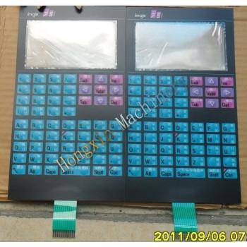Imaje S7 inkjet printer keyboards