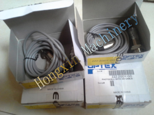 500-0036-578 videojet photocell with 3 way cable
