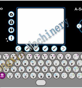 Domino A series GP keyboard