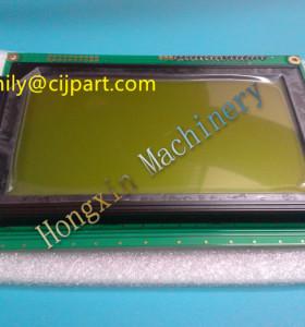 37727 Domino LCD display