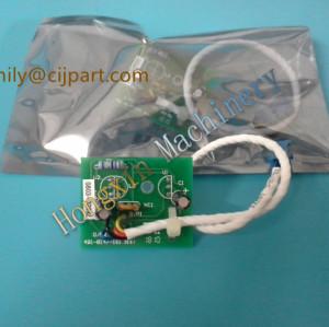 200-0390-119 Fan Fail PCB for Willett 430