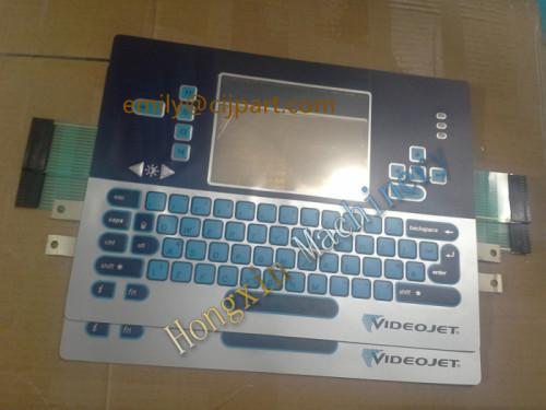 videojet 1210 1220 1510 1610 170i printer keyboard