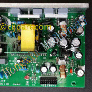 ENM14121 Power Supply Board S4