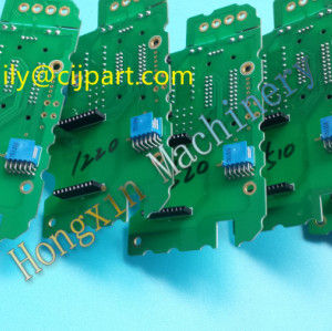 videojet 392025 ink core board