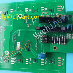 videojet 1220 ink core chips board