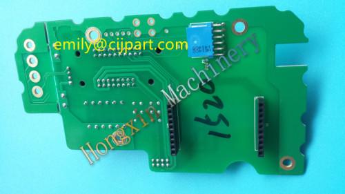 videojet 1520 ink core chips board