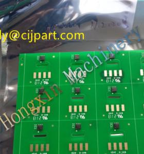 Industrial inkjet printer videojet printer ink chis 410 V410-D