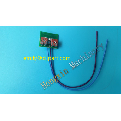 Imaje S4 S8 RESONATOR  SUPPLY BOARD ENM6004