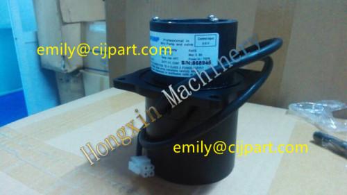 36610  motor & pump for Domino printer