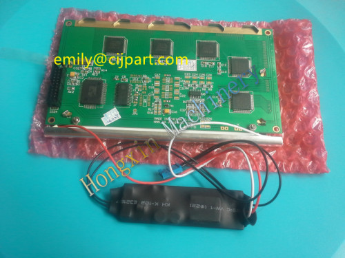 display for the willet 460 with pc board