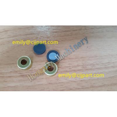 cover and seal for videojet 1000 series inkjet bottle