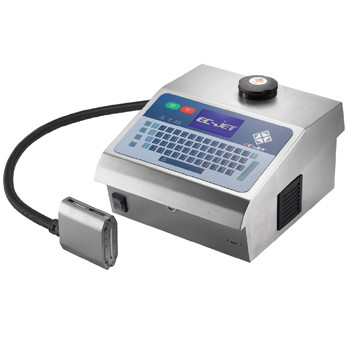 Code-ECD407 inkjet printer (four 7 nozzle)