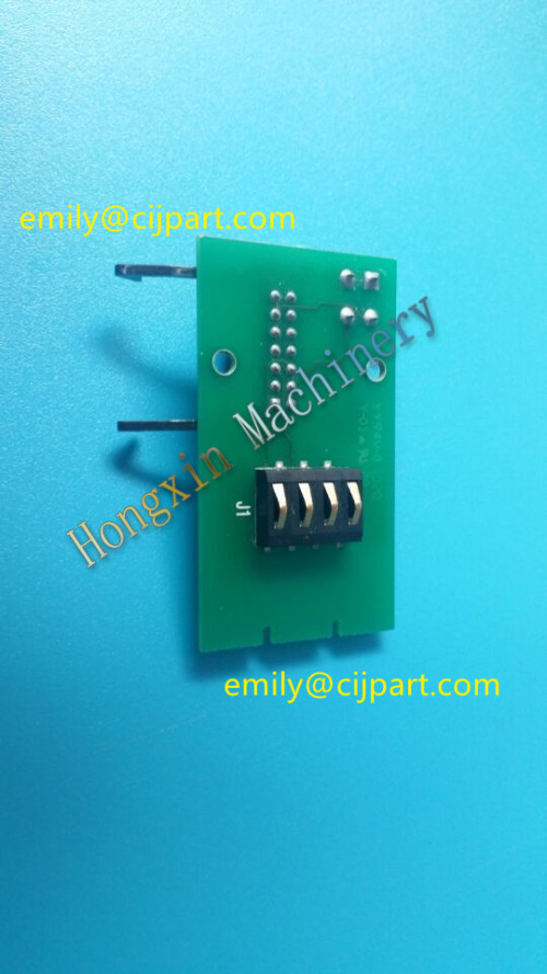 board for VJ1000 series reconize ink and make up