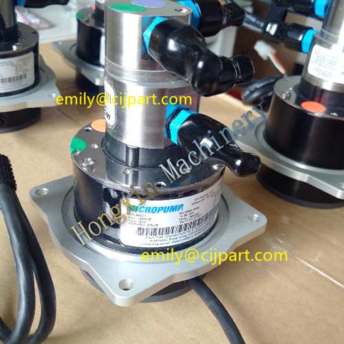36610 domino A100 A200 pump with motor original
