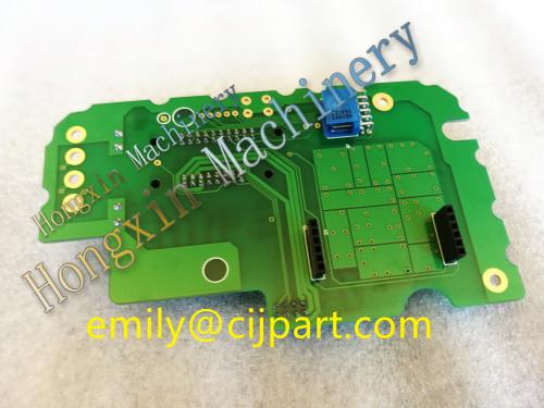 videojet 1220 1210 1510 1610 1710 ink core board new version