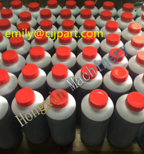 Industrial high quality compatible willett printer printing  ink make up solvent