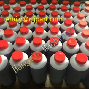 Continue inkjet printer  cheap price Citronix printing MEK inks