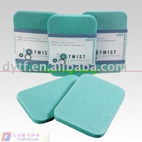 Sweat-absorbent cotton fibers