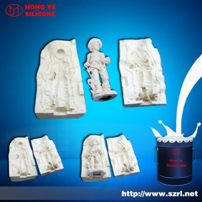 Manual model design silicone