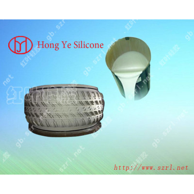 on sale tire mould making silicone rubber