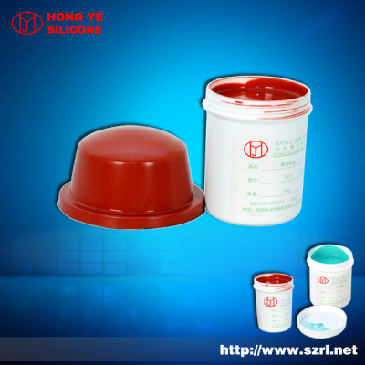 Pad printing silicone rubber RTV-2