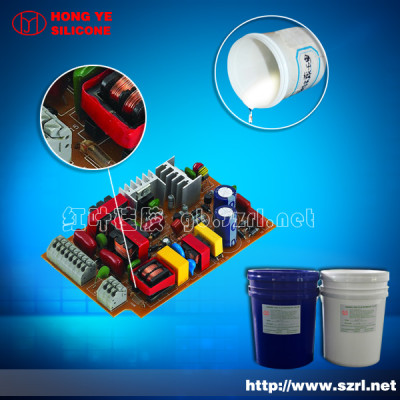 Electronic Potting Silicone Rubber HY9060