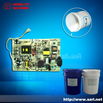Condensation Electronic Potting Silicone Rubber