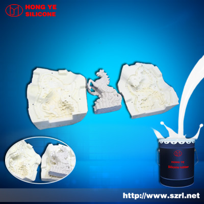 High Transparent Injection Moulding Liquid Silicone Rubber