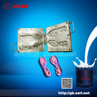 Manual Mold Making Silicone Rubber for 10 Years