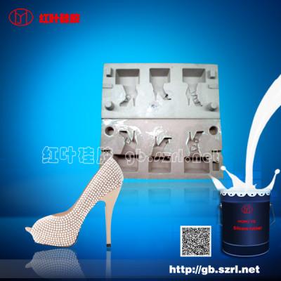 Shoe Mold Silicone Rubber Rtv