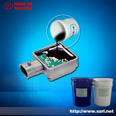 Eelectronic potting silicone rubber