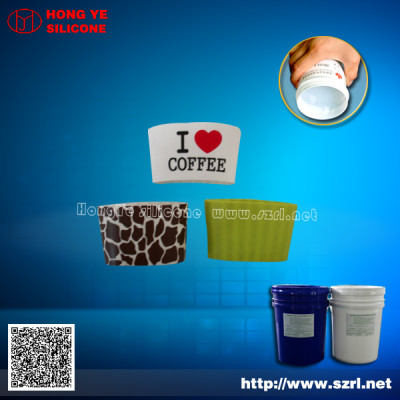 RTV silicone rubber for crystal mould, RTV silicone rubber for diamond molding
