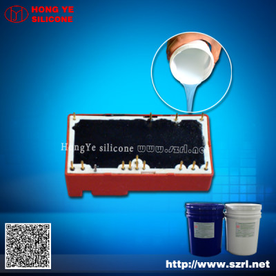 condensation silicone rubber for electronic potting