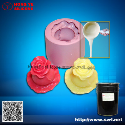 mold making silicone rubber for soap