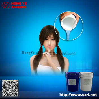 silicone rubber for sex dolls