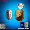 silicone rubber for body casting