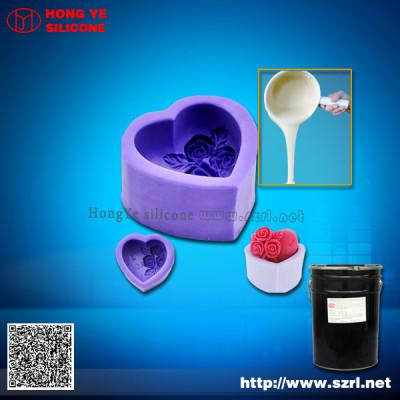 rtv silicone rubber for soap