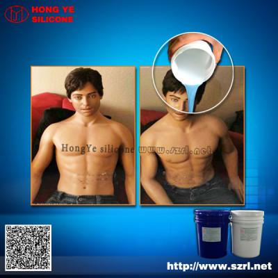 Addition cure liquid silicone rubber,Life casting silicone